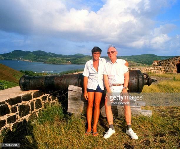Graf Lennart Bernadotte Robert Devaux StLucia/Karibik Urlaub