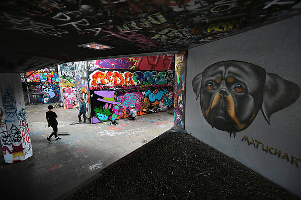 Skateboarding's South Bank Home Under Threat