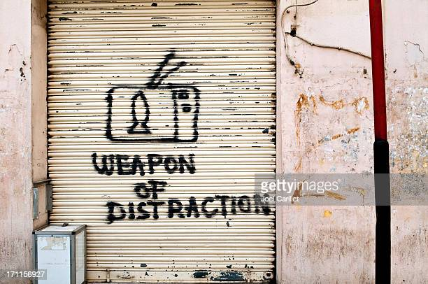 weapon of distraction - beirut stock pictures, royalty-free photos & images