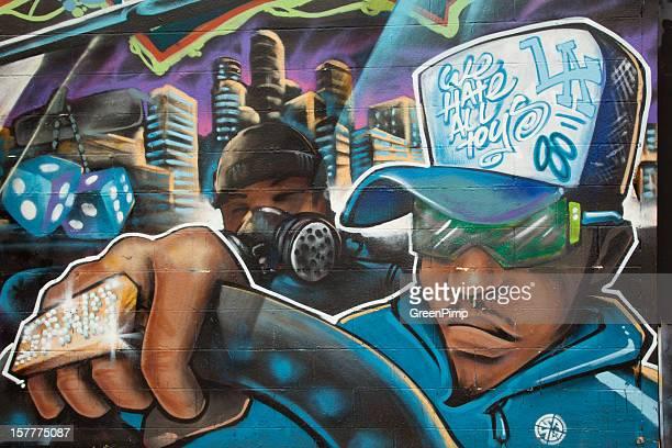 Graffiti Gangster Drives