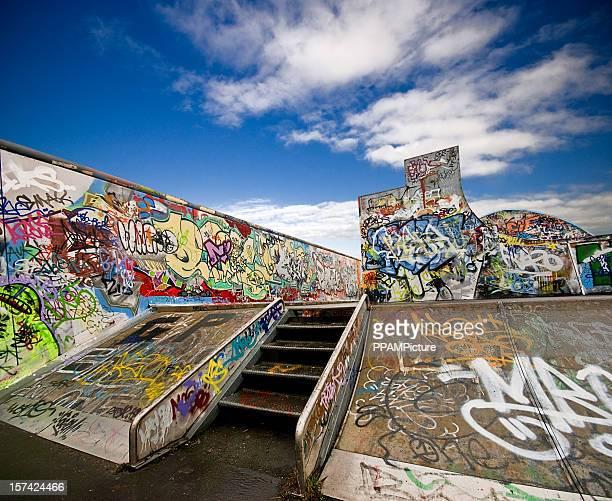 Graffiti-Spielplatz