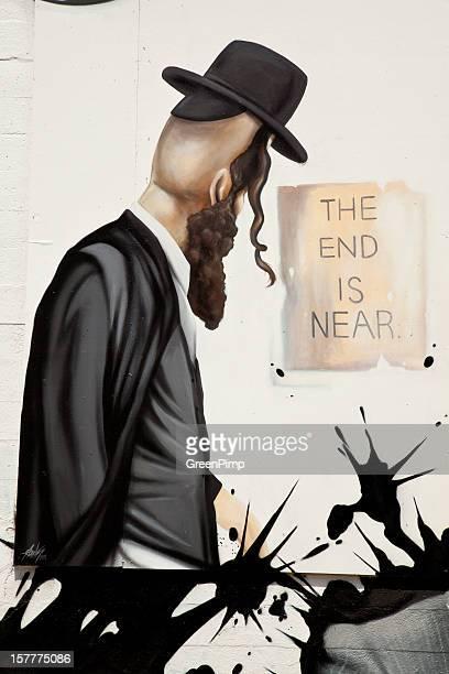 Graffiti Rabbi Armageddon