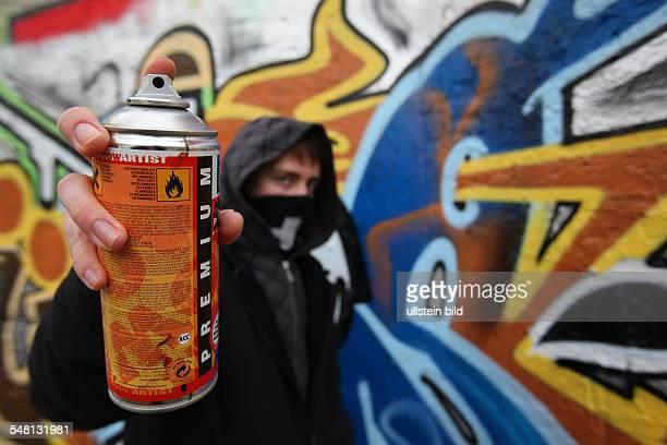 Graffity sprayer -