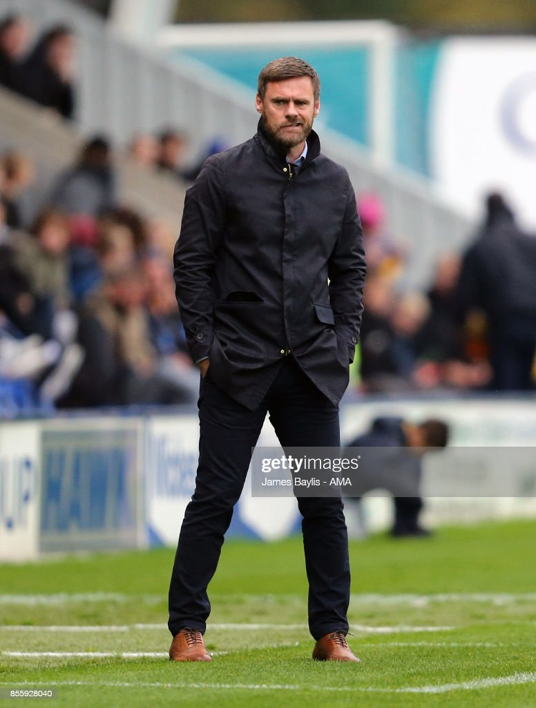 Shrewsbury Town v Scunthorpe United - Sky Bet League One