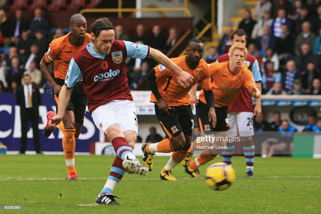 Burnley v Hull City - Premier League