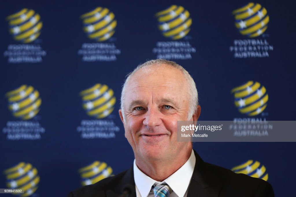 Socceroos Press Conference