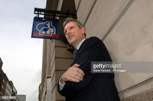 Graham Beale who is to take over as Chief Executive on April 1st 2007 on the day that Nationwide and Portman announce the merger of the two Building...