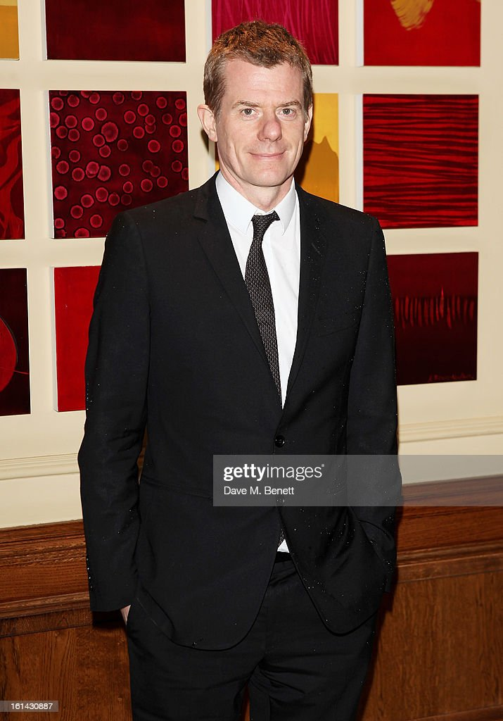 Graham Broadbent arrives at the after party following the EE British Academy Film Awards at Grosvenor House on February 10, 2013 in London, England.