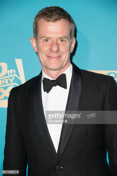 Graham Broadbent attends Fox Searchlight And 20th Century Fox Host Oscars PostParty on March 4 2018 in Los Angeles California