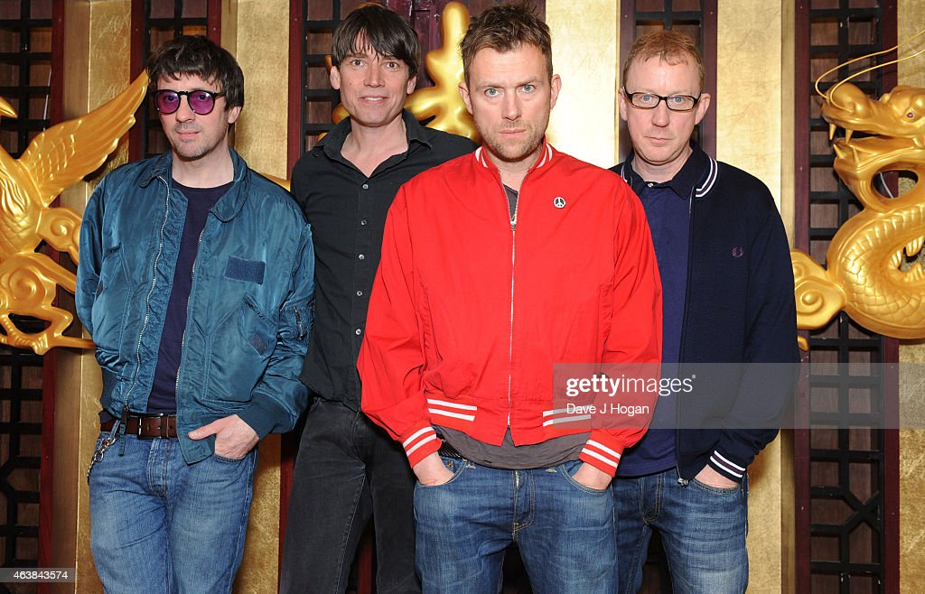Blur Announce Next Headliner For British Summer Time Hyde Park - Photocall