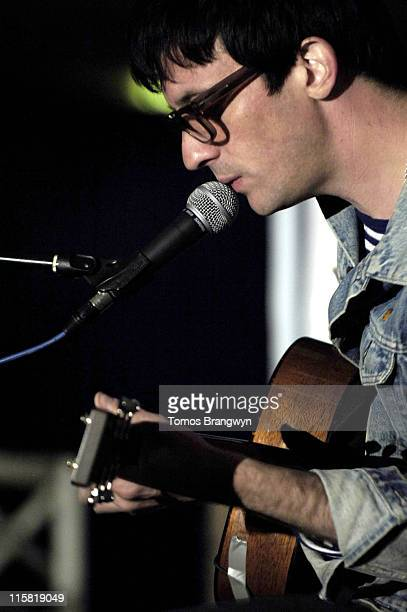 Graham Coxon during Proud Bar Launch at Proud Gallery in London Great Britain