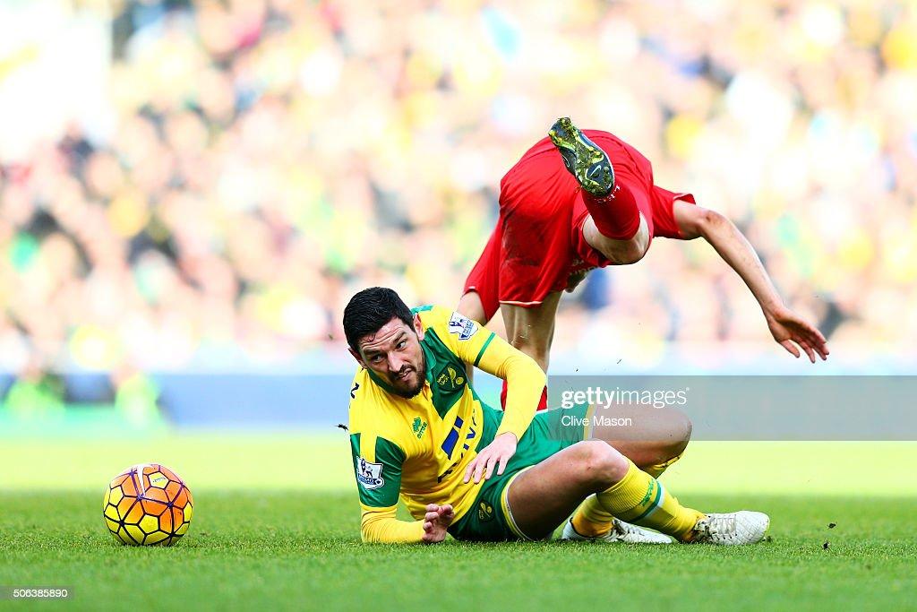 Norwich City v Liverpool - Premier League