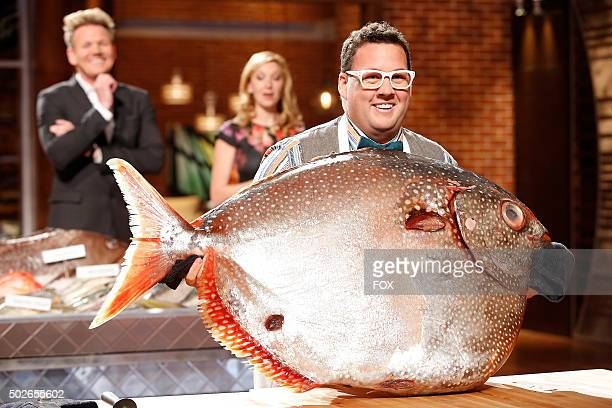 Graham Elliot in the allnew Junior Edition One Small Step episode of MASTERCHEF airing Friday Nov 20 on FOX