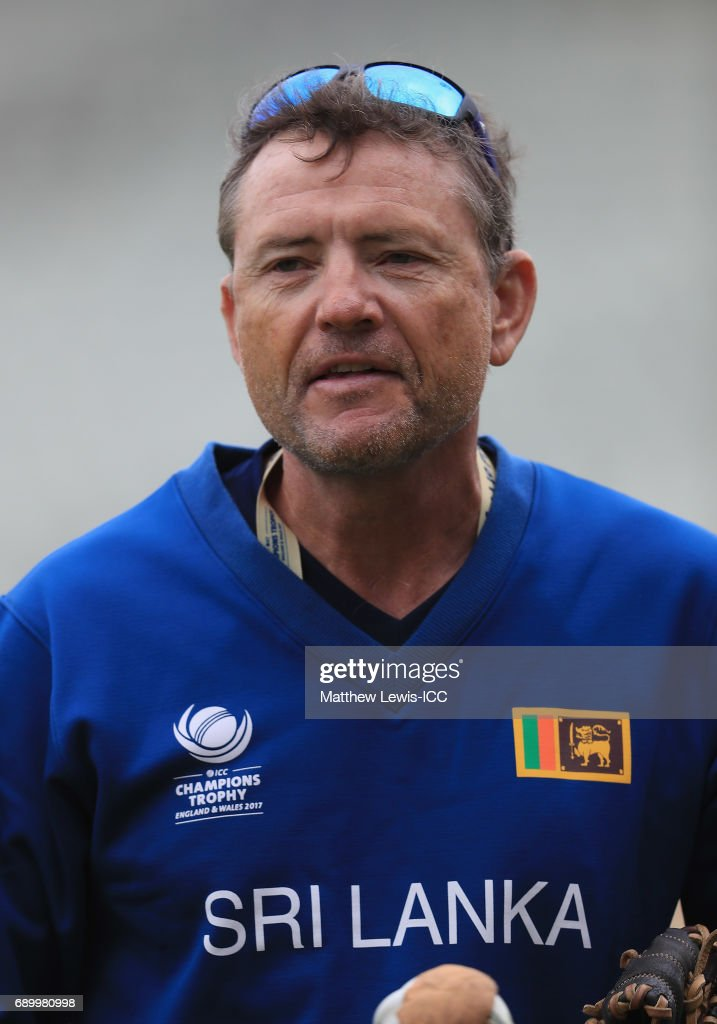 New Zealand v Sri Lanka - ICC Champions Trophy Warm-up
