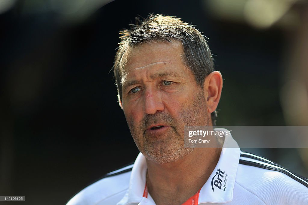 Graham Gooch Press Conference