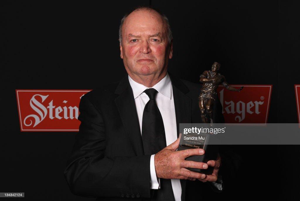 2011 Steinlager Rugby Awards