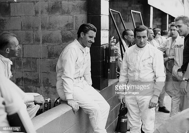 Graham Hill and Jackie Stewart 1960s Hill made his debut at Monaco in 1958 and went on to win 14 Grands Prix He also won the Formula One World...