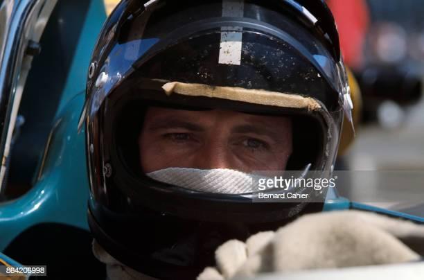 Graham Hill BrabhamFord BT34 Grand Prix of Germany Nurburgring 01 August 1971