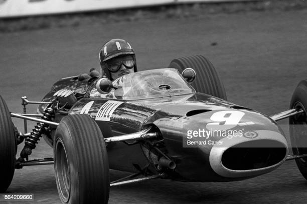 Graham Hill BRM P261 Grand Prix of Germany Nurburgring 01 August 1965