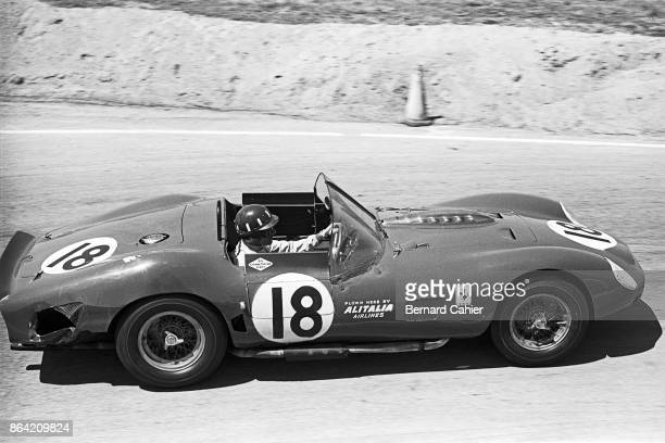Graham Hill Ferrari 330 TRI/LM 12 Hours of Sebring Sebring 23 March 1963
