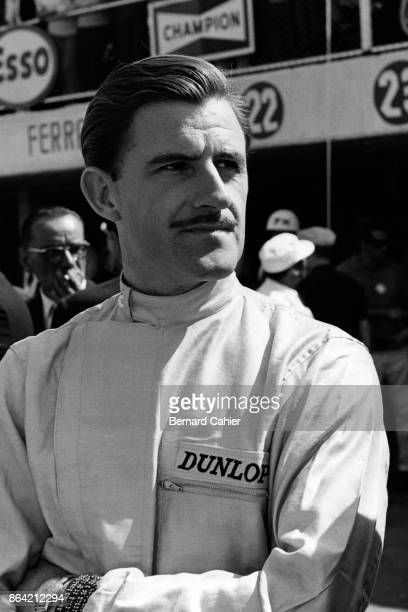Graham Hill, Grand Prix of Italy, Autodromo Nazionale Monza, 10 September 1961.