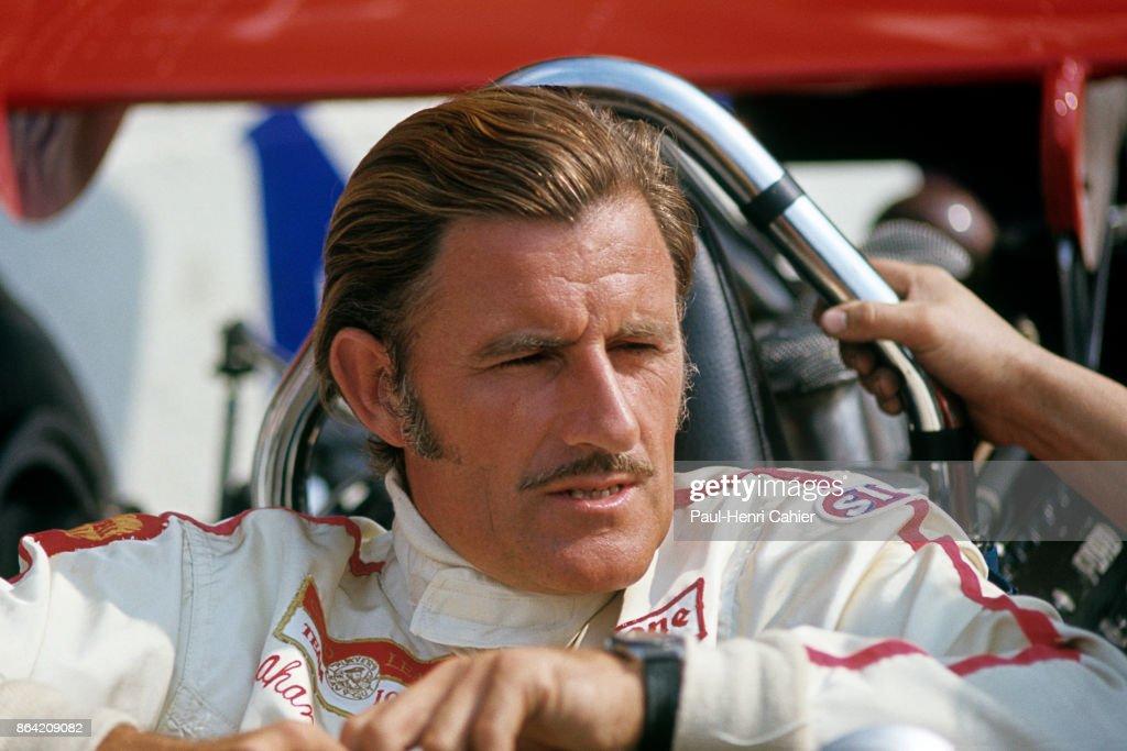 Graham Hill, Grand Prix Of Italy : ニュース写真