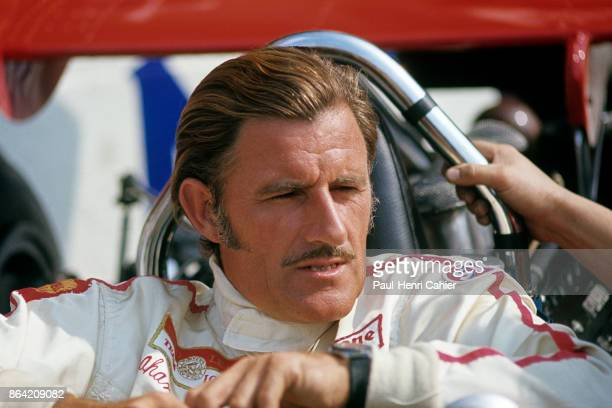Graham Hill, Lotus-Ford 49B, Grand Prix of Italy, Autodromo Nazionale Monza, 07 September 1969.