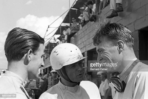Graham Hill Phil Hill Dan Gurney 12 Hours of Sebring Sebring 23 March 1963
