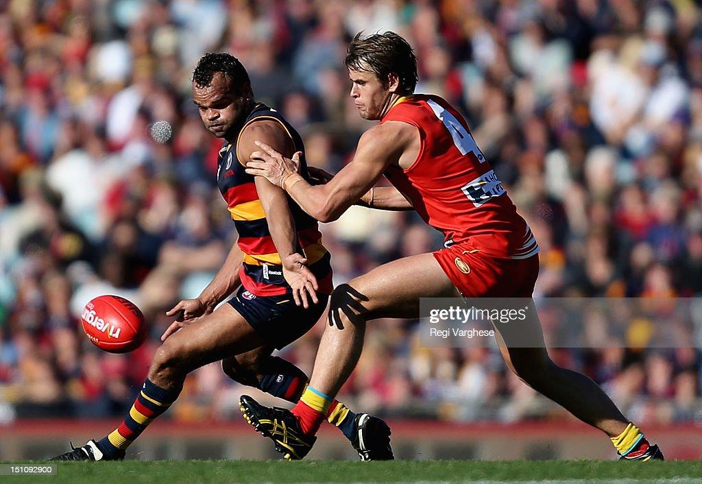 AFL Rd 23 - Adelaide v Gold Coast