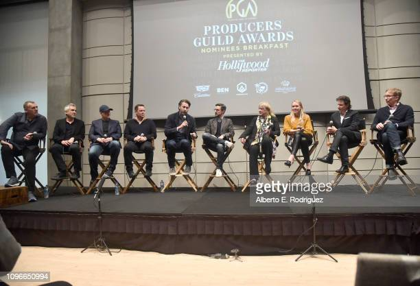 Graham King Alfonso Cuaron Kevin Feige Kevin Messick Andrew Form Raymond Mansfield Ceci Dempsey Lynette Howell Taylor John Penotti and Jim Burke...