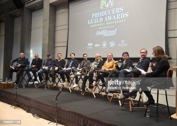 Graham King Alfonso Cuaron Kevin Feige Kevin Messick Andrew Form Raymond Mansfield Ceci Dempsey Lynette Howell Taylor John Penotti Jim Burke and Lucy...