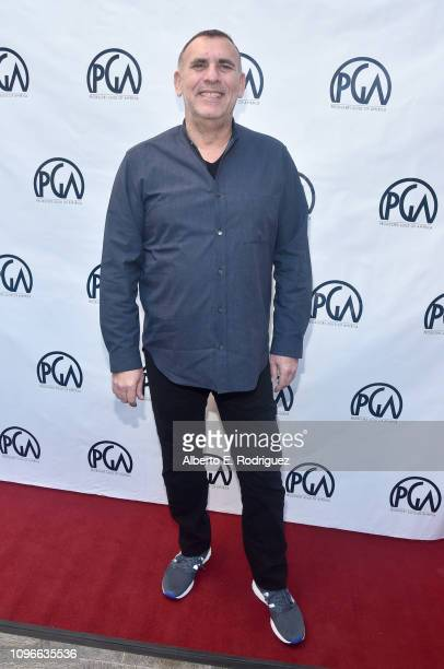 Graham King attends the 2019 PGA Nominees Breakfast on January 19 2019 in Beverly Hills California