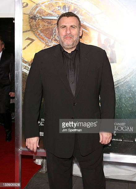 Graham King attends the Hugo premiere at the Ziegfeld Theatre on November 21 2011 in New York City