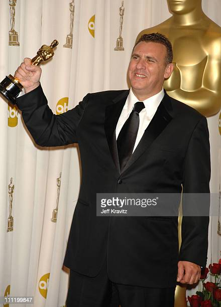 Graham King producer winner Best Picture for The Departed