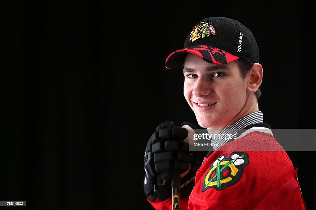 2015 NHL Draft - Portraits : News Photo