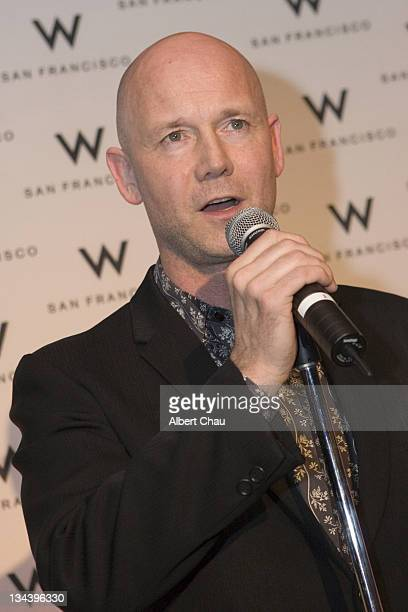 Graham Leggat executive director of San Francisco Film Society