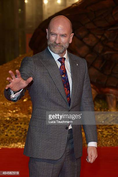 Graham McTavish attends the German premiere of the film 'The Hobbit: The Desolation Of Smaug' at Sony Centre on December 9, 2013 in Berlin, Germany.