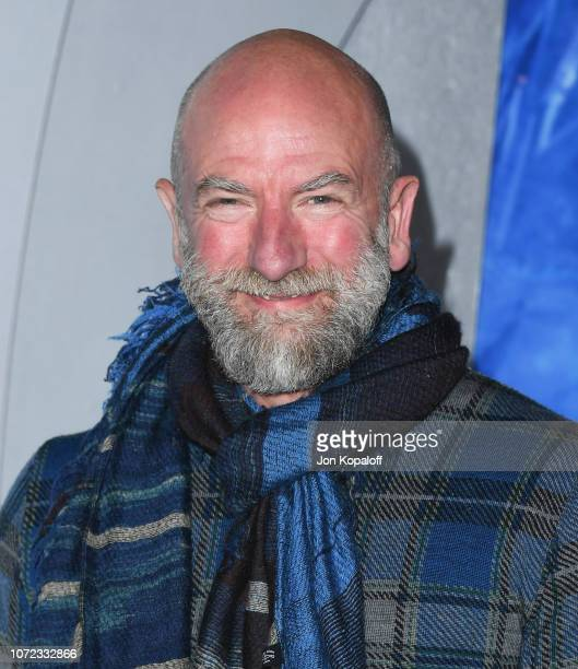 Graham McTavish attends the premiere of Warner Bros Pictures' Aquaman at TCL Chinese Theatre on December 12 2018 in Hollywood California