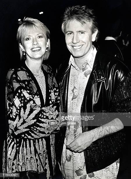 Graham Nash and wife during 5th Annual American Video Awards at Scottish Rite Auditorium in Oakland California United States