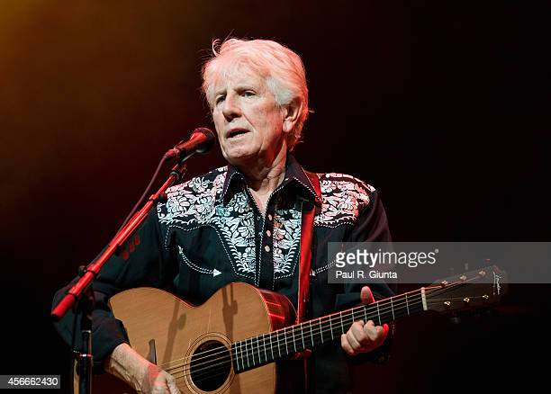 Graham Nash of Crosby Stills Nash performs onstage at The Greek Theatre on October 4 2014 in Los Angeles California
