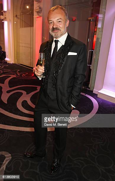 Graham Norton attends the Attitude Awards 2016 in association with Virgin Holidays at 8 Northumberland Avenue on October 10 2016 in London England