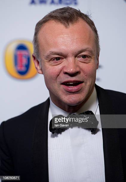 Graham Norton attends the British Comedy Awards at the O2 Arena on January 22, 2011 in London, England.