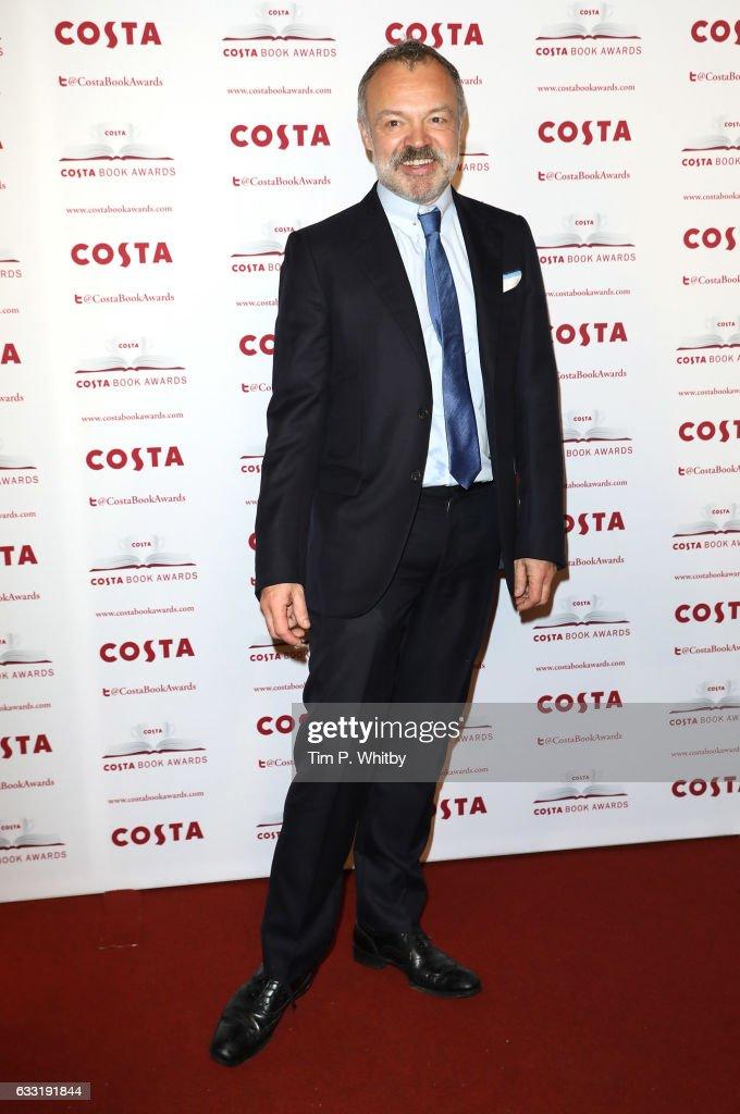 Costa Book Of The Year Award 2016