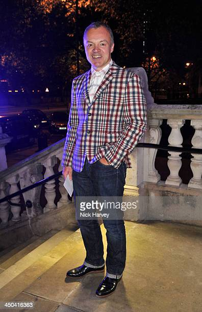 Graham Norton attends the launch party for The New Tate Britain at tate britain on November 18 2013 in London England