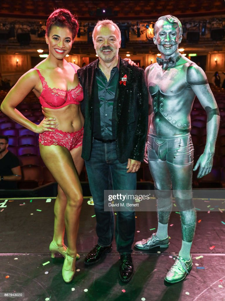 """""""West End Bares 2017: Ruby Strippers"""" In Support Of The Make A Difference Trust"""