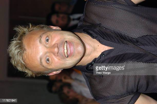 Graham Norton during Entertainment Weekly's Celebration of The Must List The 137 People Things We Love This Summer Issue PreShow at CroBar in New...