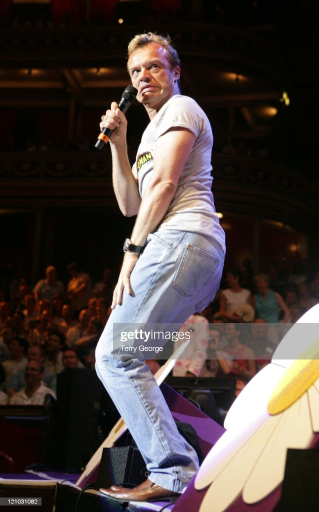 Graham Norton during Europride 2006 - Show at Royal Albert Hall in London, Great Britain.