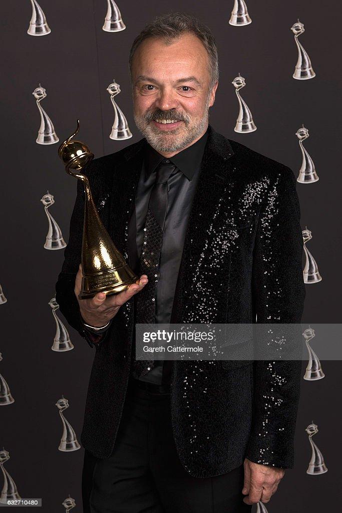 National Television Awards - Winners Studio