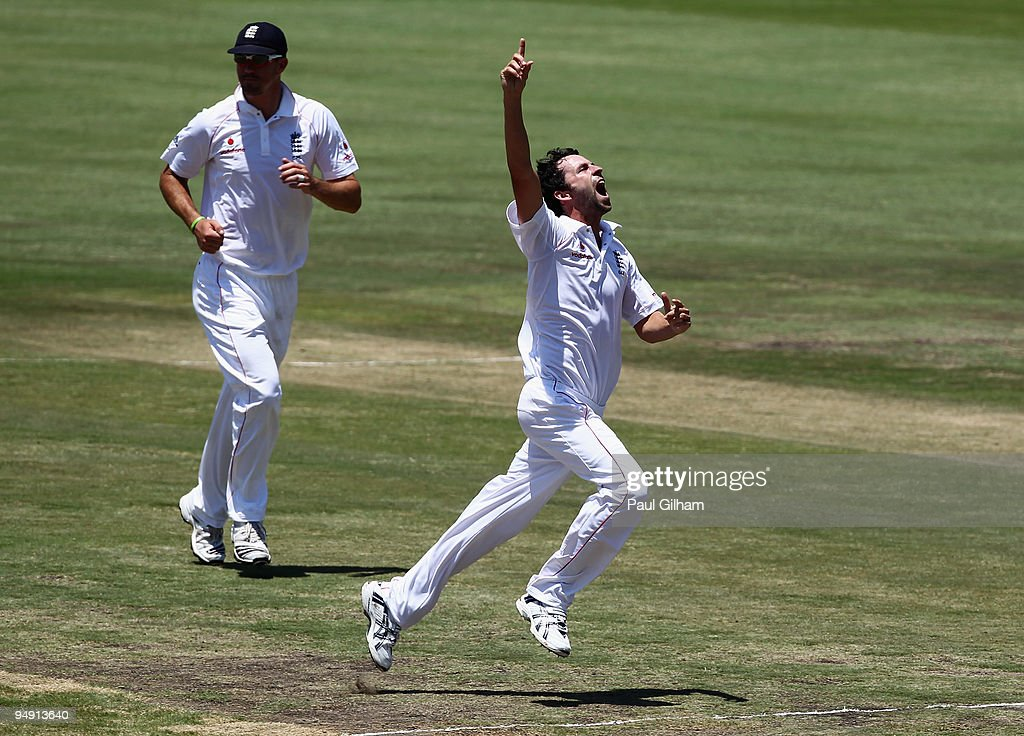 South Africa v England - 1st Test Day Four