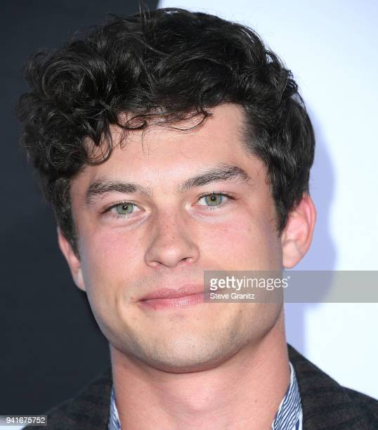Graham Phillips arrives at the Universal Pictures' Blockers Premiere at Regency Village Theatre on April 3 2018 in Westwood California